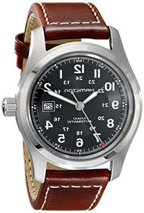 Hamilton Men's H70555533 Khaki Field Stainless Steel
