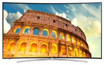 "H8000 Series UN48H8000AFXZA 48"" Curved Panel Full"