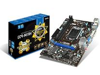 MSI H81M-P33 Desktop Motherboard - Intel H81 Chipset -