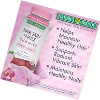 Nature's Bounty Hair Skin and Nails, 230 Gummies by Nature's