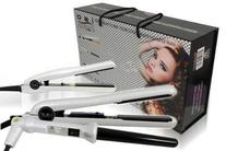 """ISO Professional Hair Tools: Full Styling Set """"White Pearl"""