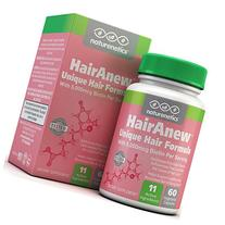 HairAnew  - Tested - for Hair, Skin & Nails - Women & Men -