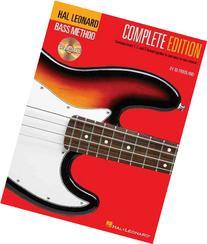 Hal Leonard Bass Method - Complete Edition: Books 1, 2 and 3