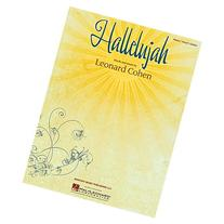 Hal Leonard Hallelujah by Leonard Cohen arranged for piano,