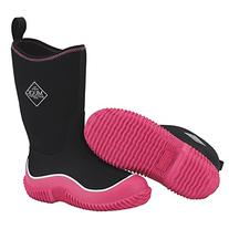 Muck Boots Kids Black/Pink Kid's Hale 2.0 US Big Kid