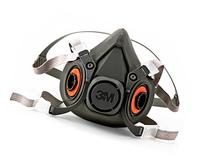 3M Half Facepiece Reusable Respirator 6300/07026,