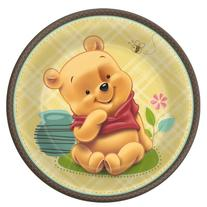 Hallmark - Disney Baby Pooh and Friends Dinner Plates