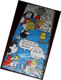 Hallmark Peanuts Snoopy Party Table Cover, Table Cloth,