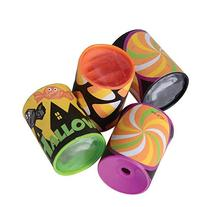 Lot Of 12 Halloween Candy Theme Mini Kaleidoscope Prism