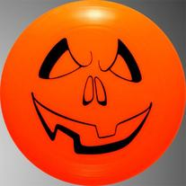 Halloween Discraft Ultra-Star 175 Gram Disc
