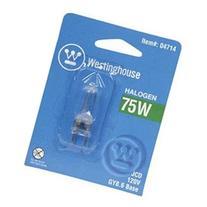 Westinghouse Halogen Light Bulb 75 W 1050 Lumens T4 Gy8.6 3-