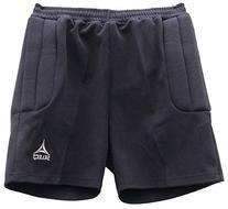 Select Sport America Hamburg Goalkeeper Shorts, Black,