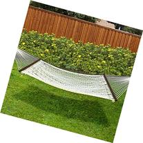 "Best Choice Products Hammock 59"" Cotton Double Wide Solid"
