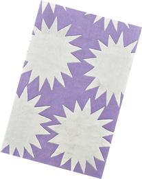 HAND-TUFTED Children's Rug in Lilac / Lavender, Modern