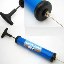 New Hand Air Pump with Needle Ball Party Balloon Soccer