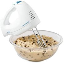 Hamilton Beach Hand Mixer With Snap-On Case