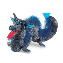 Hand Puppet - Folkmanis - Sea Serpent New Toys Soft Doll