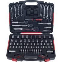 Stalwart 135-Piece Hand Tool Set Garage and Home