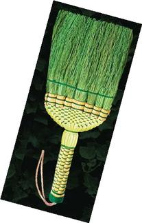 """Sweep Dreams 13"""" Hand Whisk - YELLOW & LIME GREEN"""