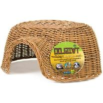 Ware Manufacturing Hand Woven Willow Twigloo Small Pet