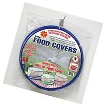 Handy Gourmet Set Of 3 Pop Up Food Covers