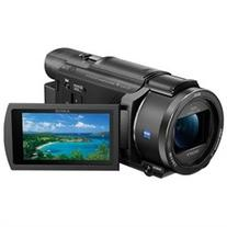 Sony Handycam FDR-AX53 Digital Camcorder - 3 - Touchscreen