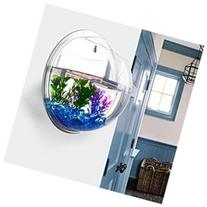 Homecube Large XL Size Wall Hanging Bubble Fish Tank
