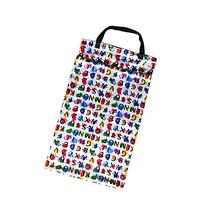 Large Hanging Wet Dry Bag for Cloth Diapers or Laundry