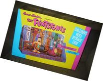 "Hanna Barbera "" The Flintstones "" Video Storage Case"