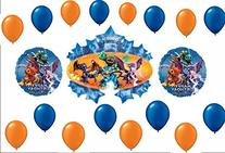 Skylanders Happy Birthday Party Decorating Kit