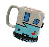 BigMouth Inc Happy Camper Mug
