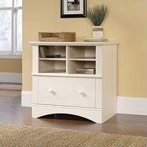 Sauder Harbor View 1 Drawer Lateral Wood File Cabinet in