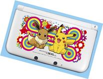 Hard cover for Nintendo 3DS LL Pikachu & Eevee