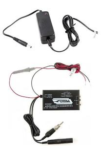 XM Radio 6 Volt Hardwired FM Modulator and Hardwired Power