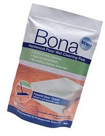 Bona Hardwood Wet Cleaning Pads 10 Pack
