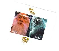 Harry Potter collectables - Albus Dumbledore imperforate