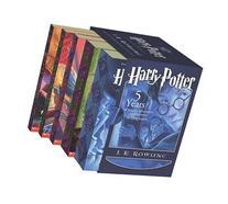 Harry Potter Boxset Pb 1-5