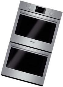"Bosch HBL5651UC 500 30"" Stainless Steel Electric Double Wall"