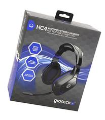 Gioteck HC-4 Amplified and Illuminated Wired Stereo Gaming