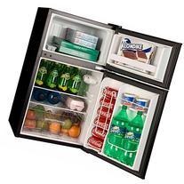 Haier HC32TW10SB 3.2cu ft 2Door Mini Refrigerator for Garage