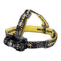 NiteCore HC50 CREE XM-L2 LED Headlamp, Black