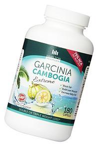 Hamilton Healthcare 75% Hca Super Strength Garcinia Cambogia