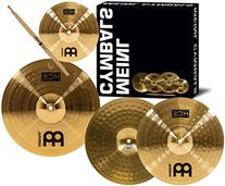 Meinl Cymbals HCS1314+10S HCS Pack Cymbal Box Set with 13-