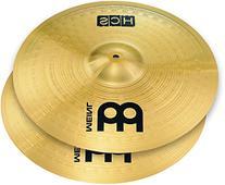 """Meinl Cymbals HCS13H 13"""" HCS Traditional Hi Hat Pair"""