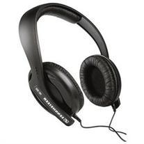 Sennheiser HD202 Pro Headphone - Silver, Black