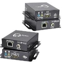 Hdmi Extender Over Cat5/5e/6
