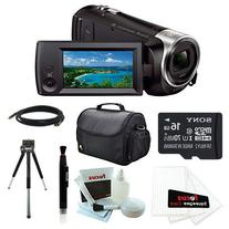 Sony HDR-CX440/B  Full HD 60pVideo Recording Handycam