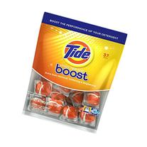Tide Boost Stain Release Plus Bleach, 37 Count
