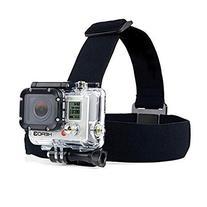 Zoukfox Belt Strap Harness Mount, Camera Headstrap Mount +
