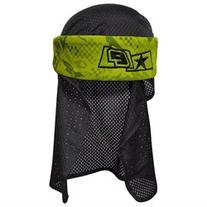 Planet Eclipse Headwrap - Fracture Lime